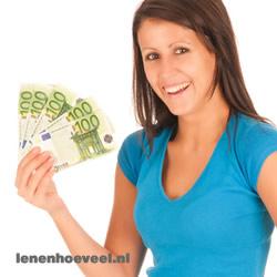 Goedkoop geld lenen