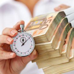 Flitskrediet: hoeveel kan ik lenen?