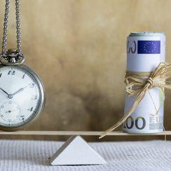 Met een jaarcontract geld lenen, wat zijn de mogelijkheden?